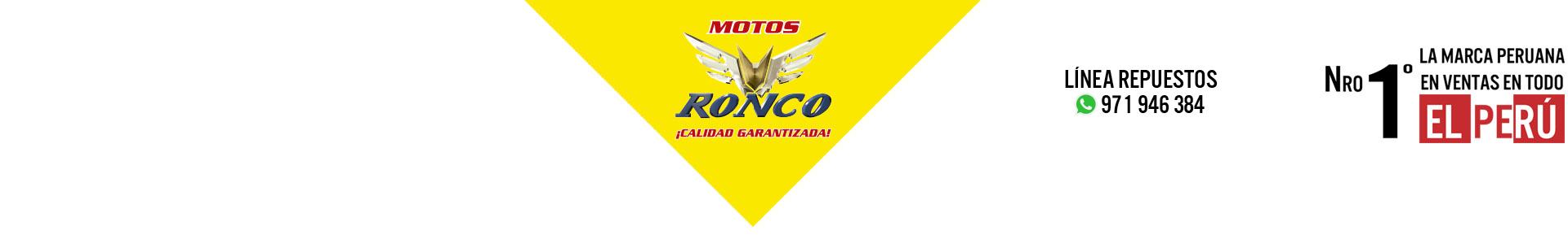 MOTOS RONCO